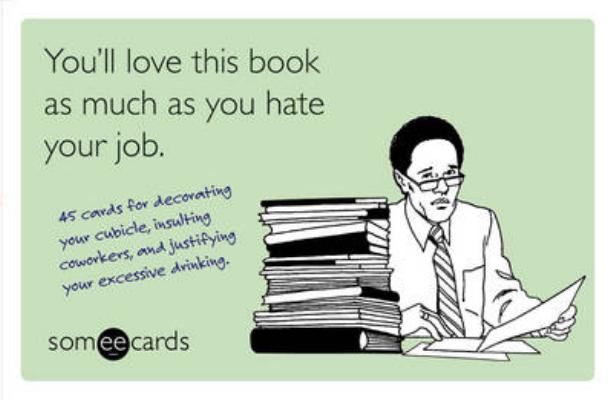 You'll Love This Book as Much as You Hate Your Job By Lundy, Brook/ Mitchell, Duncan